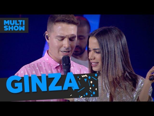 Ginza | Anitta J Balvin | Música Boa Ao Vivo | Música Multishow