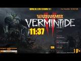 [18+] Шон играет в ЗБТ Vermintide 2