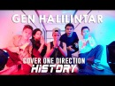 Gen Halilintar Boyz - Cover HISTORY - 7 Years of ONE DIRECTION (Official Cover Video)
