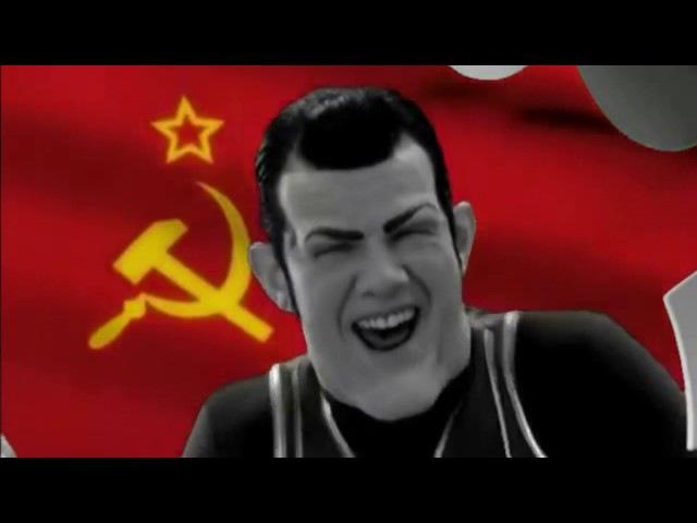 Robbie Rotten es comunista - LazyTown (meme)