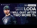 Loda says he'll retire after two more TIs, talks new Alliance roster and legacy in Dota