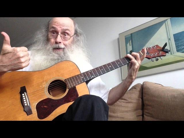 Beginner Guitar Lesson For Beginners