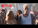 Bright Behind the Scenes Machine Gun Kelly X Ambassadors and Bebe Rexha Home Netflix
