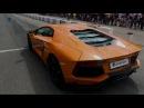 1200 HP Lamborghini Aventador VS 750 HP Mercedes-Benz E55 AMG VS 700 HP Mercedes-Benz CLS63 AMG