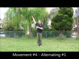 Indian Club Movements and Progressions
