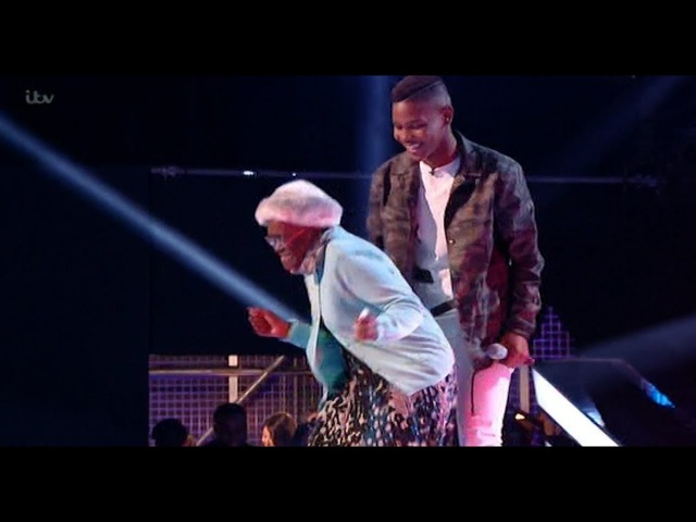 16 year old Donel Mangena - cold water | The Voice UK 2018