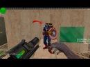 Играем на крутом зомби сервере в КС 1.6!! Криминальная Россия