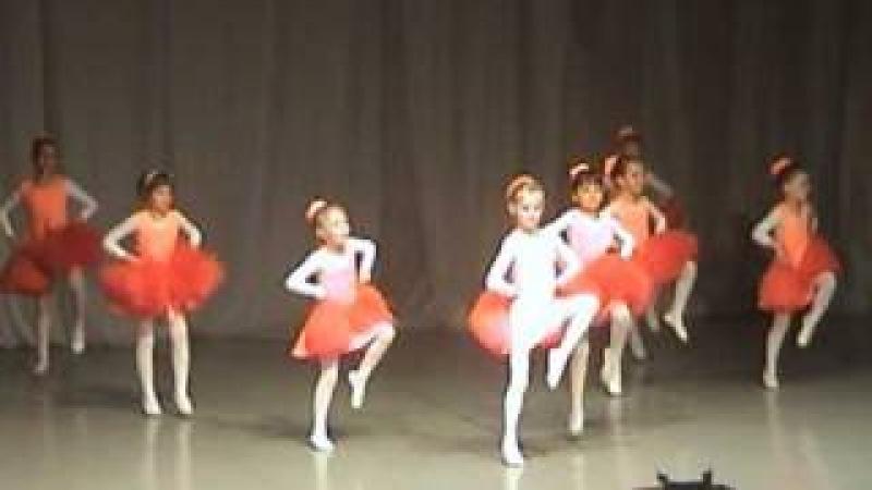 2009_Оранжевая песня_Ансамбль танца