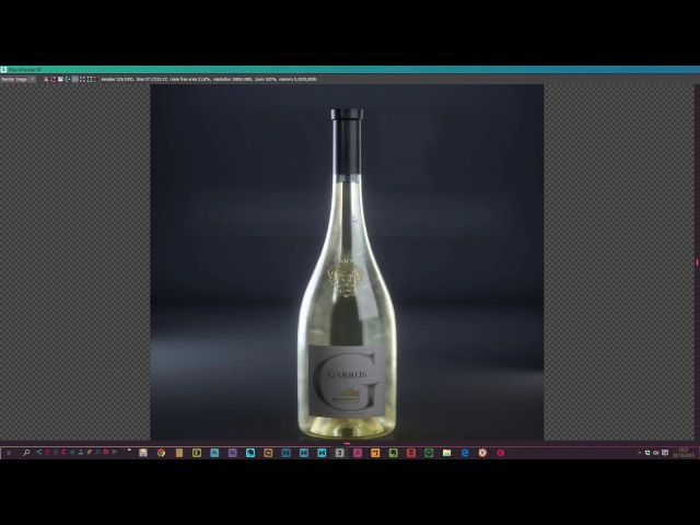 Packshot Lighting in 3dsMax with FStorm - Gumroad Tutorial Trailer