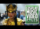 FACTS Comic Con Belgium 2017 Cosplay Music Video - Let's Do This!