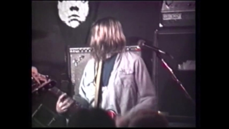 Nirvana - Mollys Lips (November 20th, 1989, Kapu, Linz, Austria)