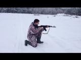 Стрельба из АК-103 СХП
