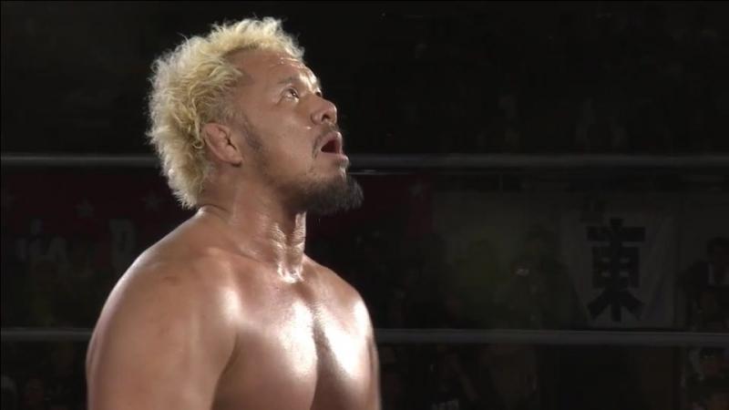 Hirooki Goto vs. Togi Makabe (NJPW - G1 CLIMAX 27 - Day 5)
