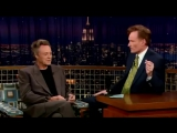 Christopher Walken Late Night 9.26.06
