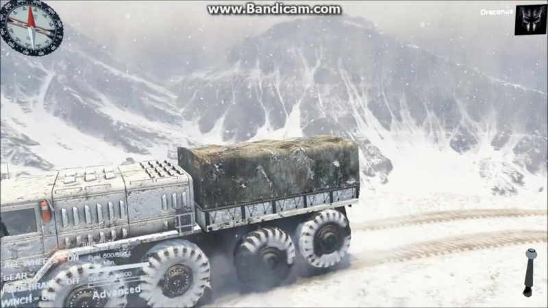 Draconus Spintires Mods