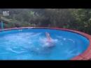 Как я вижу синхронное плавание
