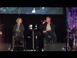 Sean Maguire sings Emilie De Ravin