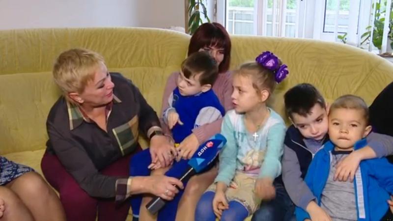 Дети-инвалиды г. Горловка