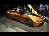 Гибридный спорткар BMW наконец-то обновили и срезали крышу __ Лос-Анджелес