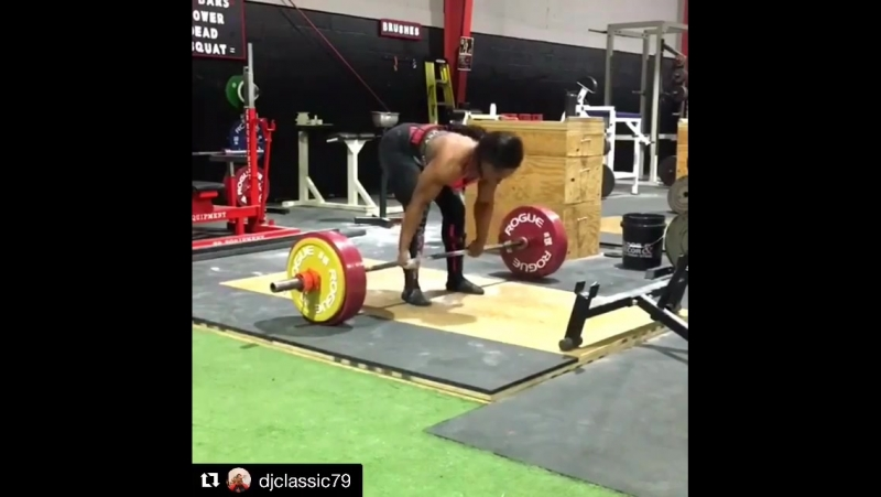 Чакера Холкомб - тяга 250 кг на 3 (80 кг)