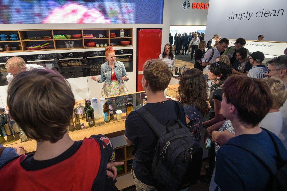 BOSCH на IFA2017 - выставка бытовой техники