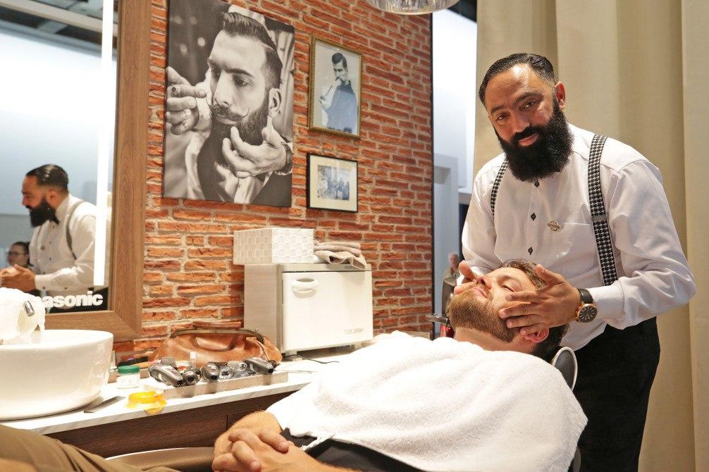 парикмахерские в Краснодаре, чоп-чоп, барбершоп, барберы, стрижки недорого, борода, бородист
