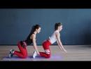 Упражнения для похудения. Тренировка в паре Workout - Будь в форме