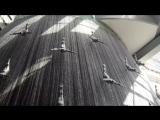 Водопад ныряльщики за жемчугом
