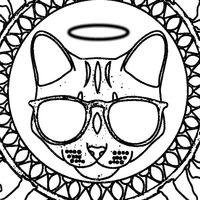 Логотип Saints Cats