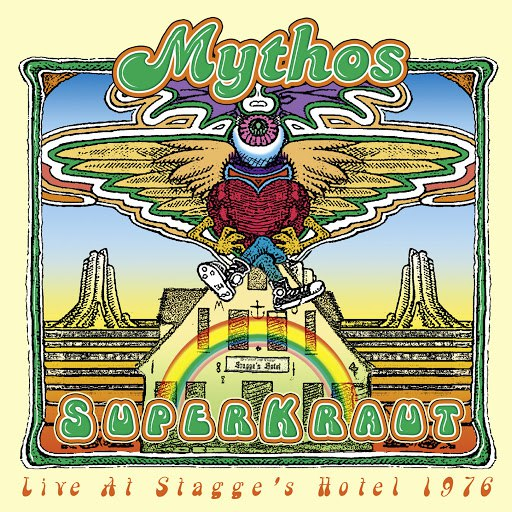 Mythos альбом SuperKraut - Live at Stagge's Hotel 1976