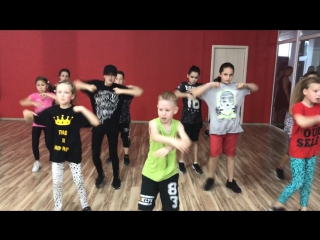 Dance studio BE YOURSELF / BEAST CREW KIDZ