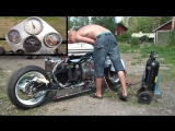 First road test of turbine motorcycle