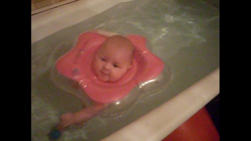 круг на шею baby swimmer 2013г