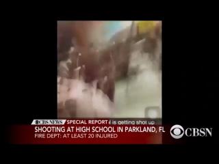 17 убитых в школе в день влюблёных.14.02.18