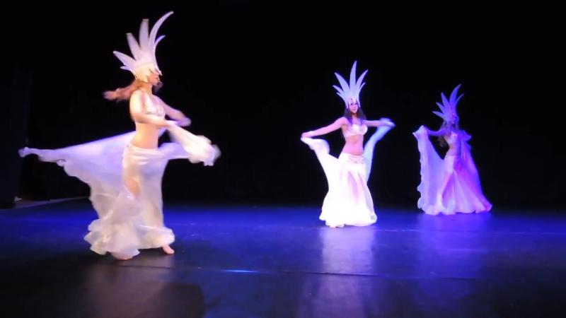 """Снежные королевы. Шоу балет Royal-Laziz ⁄ Концерт восточного танца """"Арабская ночь"""""""
