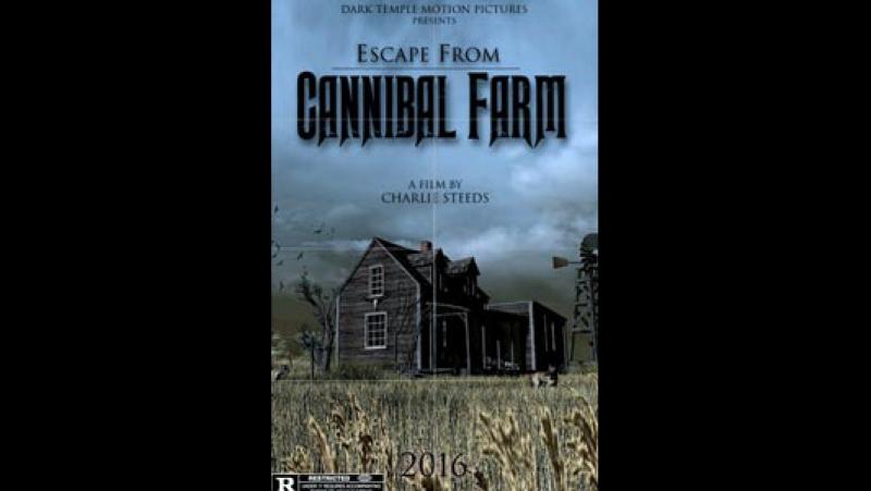 *УЖАСТИКИ* - Побег с фермы каннибалов (2017) год