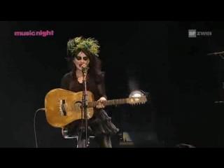Nina hagen - live at sunset, zurich, 20.07.2010