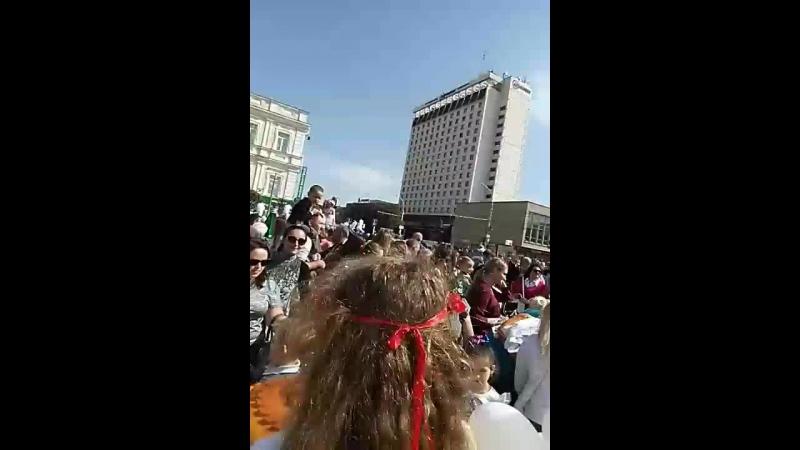 карнавал в ставрополе