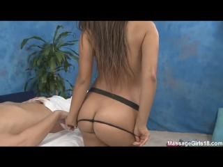 Сделала мужику массаж и трахнула его jynx maze(массаж и секс [massagegirls18.com]