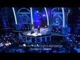 Анастасия Заворотнюк и Михаил Боярский Ветер перемен эфир 7 06 2013)