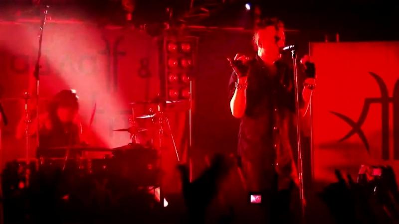 Глеб Самойлоff The MATRIXX - Концерт (Питер, 15.05.2011) - Спокойной ночи, Барон за рекой