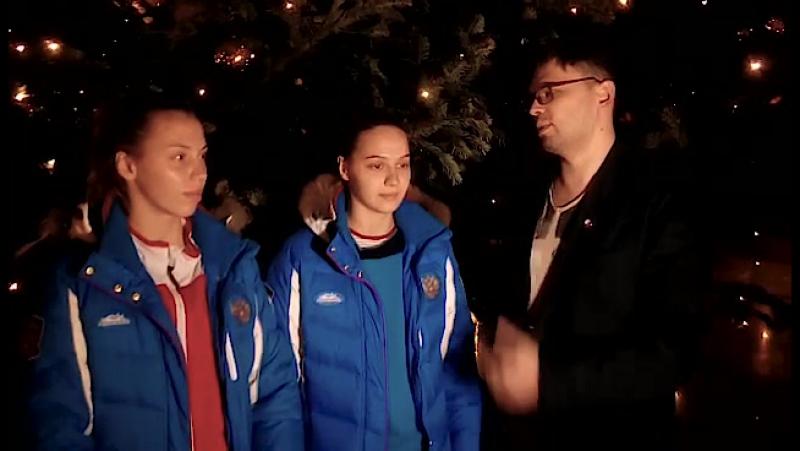 Игроки сборной России Полина Ведехина и Дарья Дмитриева поделились мнением о предстоящем матче ЧМ с Норвегией для программы Нем
