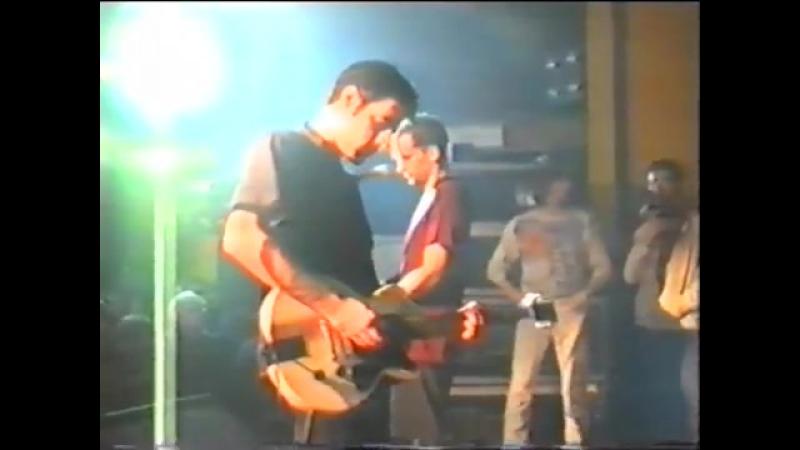 Fugazi - 11 Promises - Live in Warsaw, Karuzela, 10 05 1990