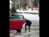 Когда на улице очень скользко (VHS Video)