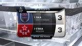 Моменты из матчей КХЛ сезона 17/18 • СКА - ЦСКА