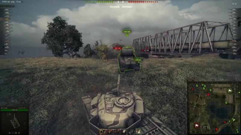 [NaVi] Straik Centurion Mk. 7/1 — Never Back Down