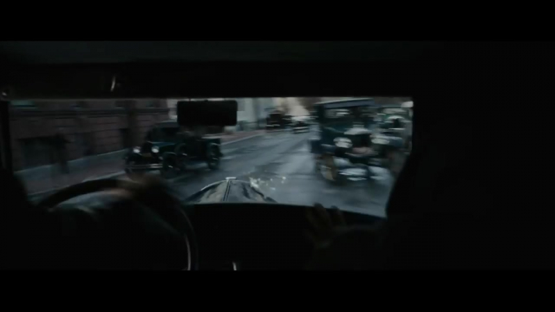 Live by Night (2016) - Car Chase Scene
