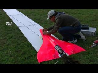 Радиоуправляемый самолет с сумасшедшей скоростью