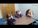 Brown Bear в исполнении трех Полин Английский для начальной школы