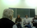 Студия Театра ТИС. Репетиция